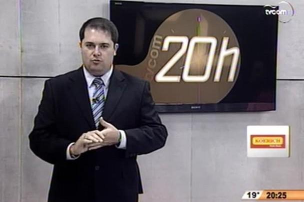 TVCOM 20 Horas - DEIC afirma que as ordens para ataques partiram do presídio - 2º Bloco - 02/10/14