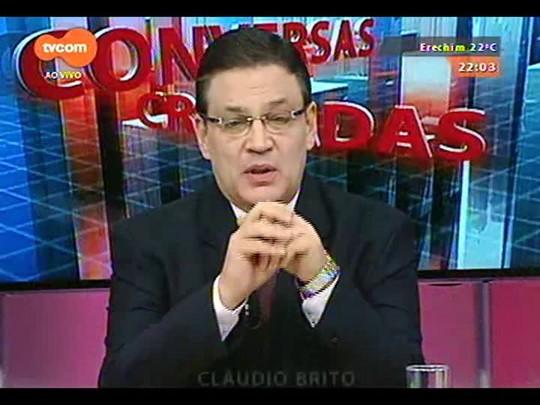Conversas Cruzadas - Debate sobre a decisão do STF em relação à desaposentação - Bloco 1 - 08/10/2014