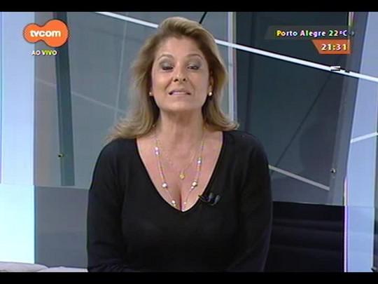 TVCOM Tudo Mais - Tanira Lebedeff confere a preparação para o Mundial Master de Orientação