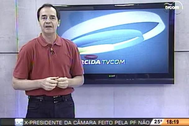 Torcida TVCOM - Festa para o futebol catarinense: Joinville é campeão brasileiro da série B e Avaí está na série A 2015 - 29.11.14