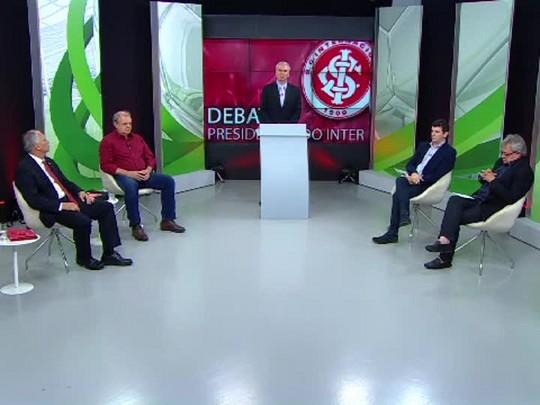 TVCOM - Debate entre os candidatos à presidência do Internacional - Bloco 2 - 11/12/2014
