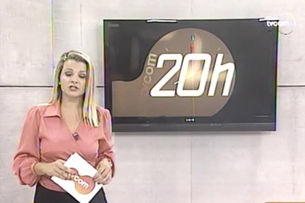 TVCOM 20h - Preços dos alimentos típicos da cesta natalina podem ter variação de 200% - 13.12.14