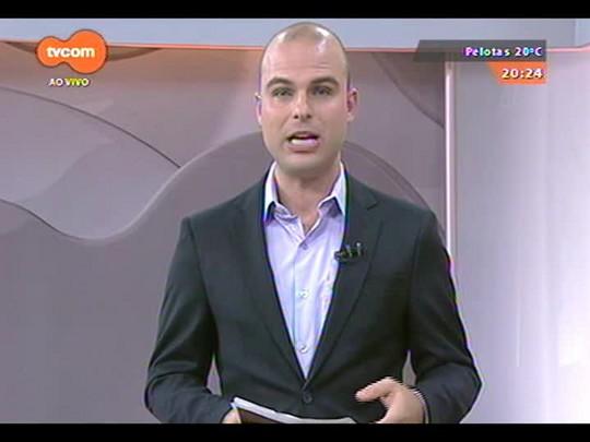TVCOM 20 Horas - Mantida a reintegração de posse na Vila Cruzeirinho - 16/12/2014