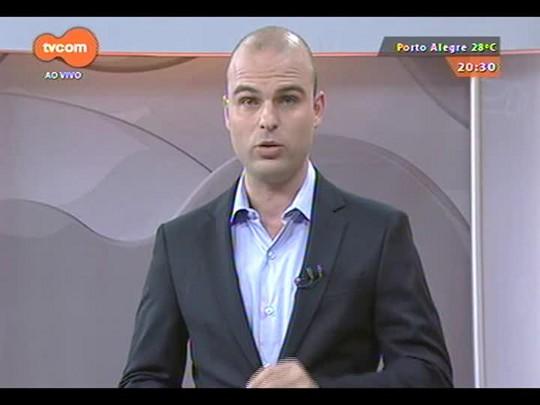 TVCOM 20 Horas - Liberado dinheiro para pagar as recisões dos demitidos da IESA - 18/12/2014