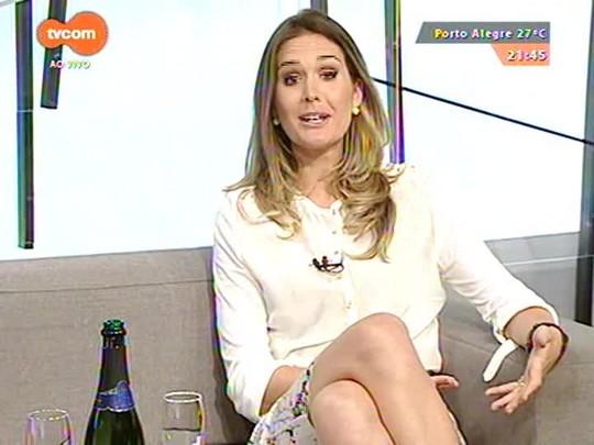 TVCOM Tudo Mais - Irineu Guarnier Filho traz as dicas sobre como escolher espumante para o Réveillon