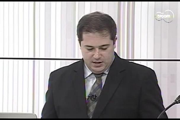 Conversas Cruzadas - Avanços na legislação da fiscalização - 2ºBloco - 28.01.15