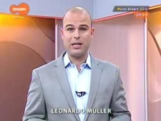 TVCOM 20 Horas - CPERS entrega ao governador reivindicações aprovadas em assembleia - 27/03/2015