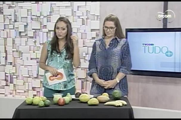 TVCOM Tudo+ - Quantas porções de frutas devemos comer por dia? - 27.04.15