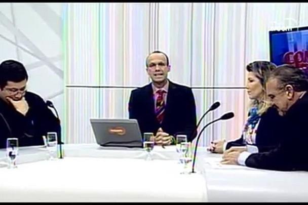 TVCOM Conversas Cruzadas. 3º Bloco. 03.09.15