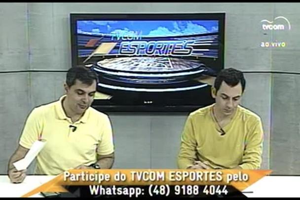 TVCOM Esportes. 3ºBloco. 07.10.15
