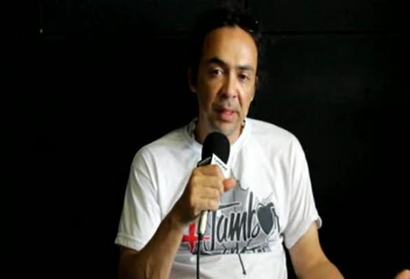Entrevista: Richard Serraria neste próximo Domingo no Parque