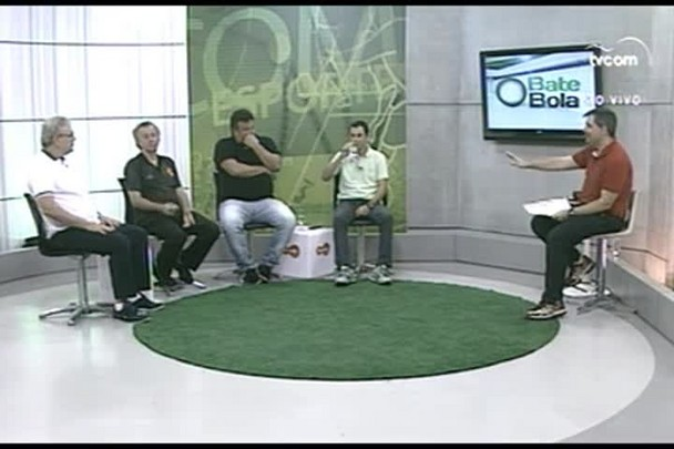 TVCOM Bate Bola. 4º Bloco. 01.02.16