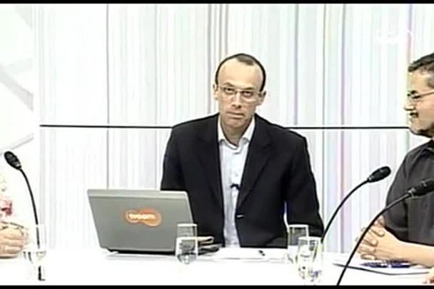 TVCOM Conversas Cruzadas. 4º Bloco. 25.02.16