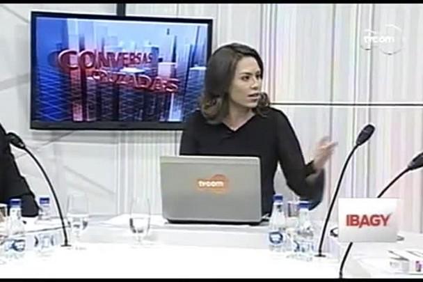 TVCOM Conversas Cruzadas. 2º Bloco. 12.05.16