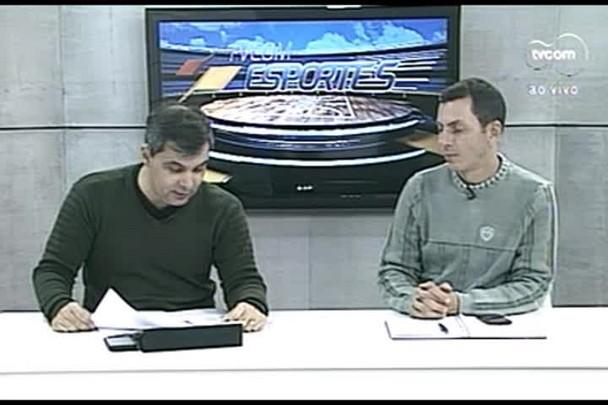 TVCOM Esportes. 2º Bloco. 19.05.16