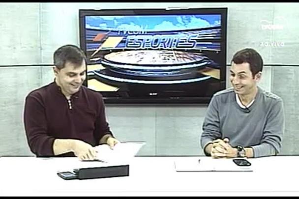 TVCOM Esportes. 3º Bloco. 02.06.16