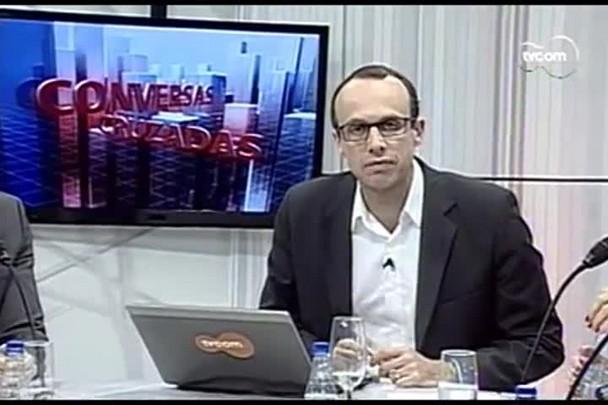 TVCOM Conversas Cruzadas. 2º Bloco. 01.09.16