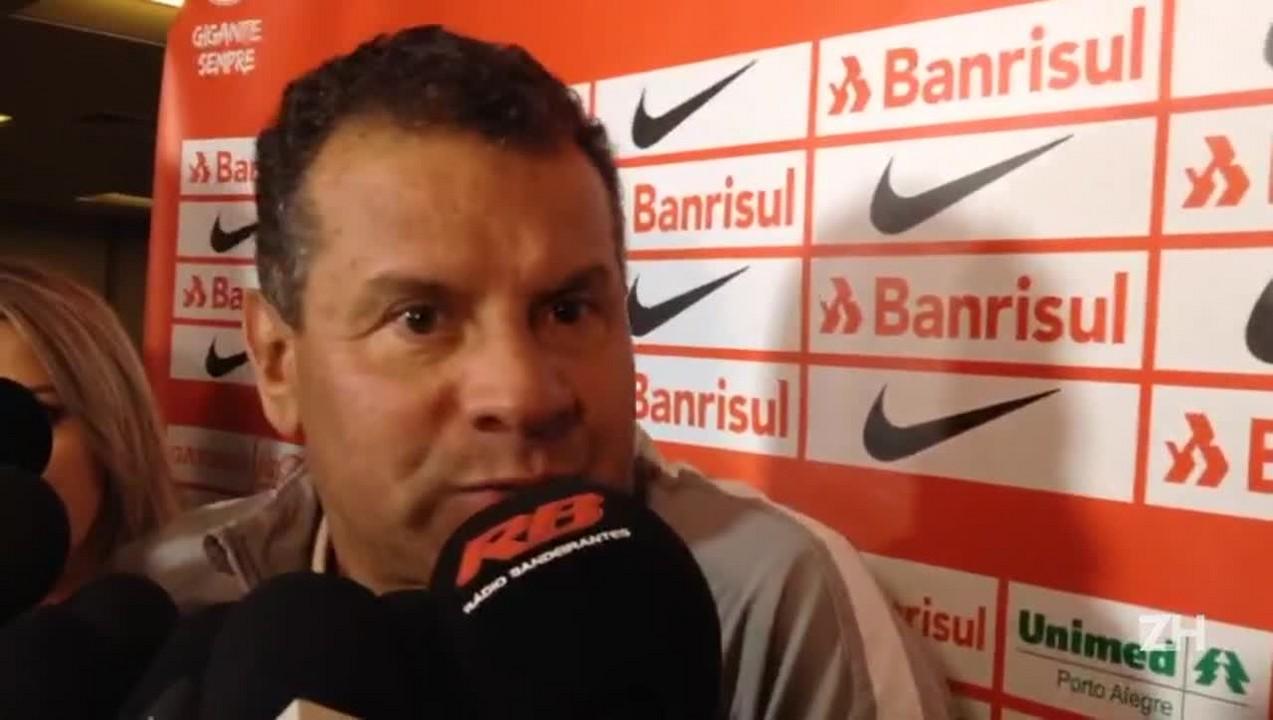 Roth diz que Palmeiras aproveitou chance que teve no jogo