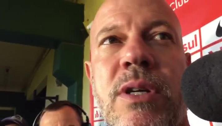 Zago comenta os próximos jogos do Inter