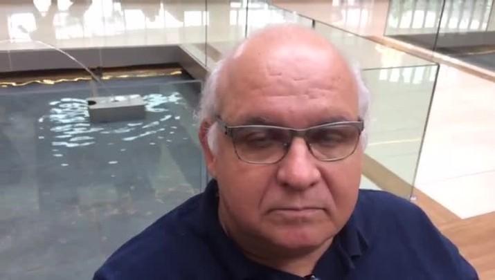 Romildo analisa duelo com o Fluminense na Copa do Brasil