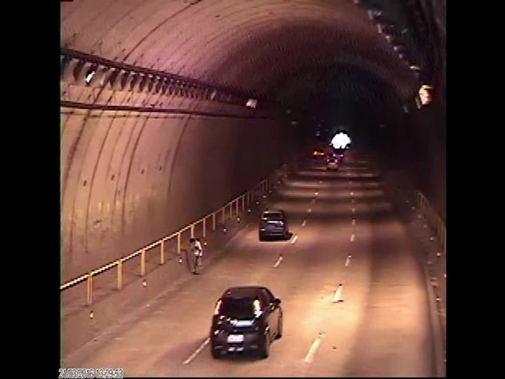 Momentos no Túnel Antonieta de Barros