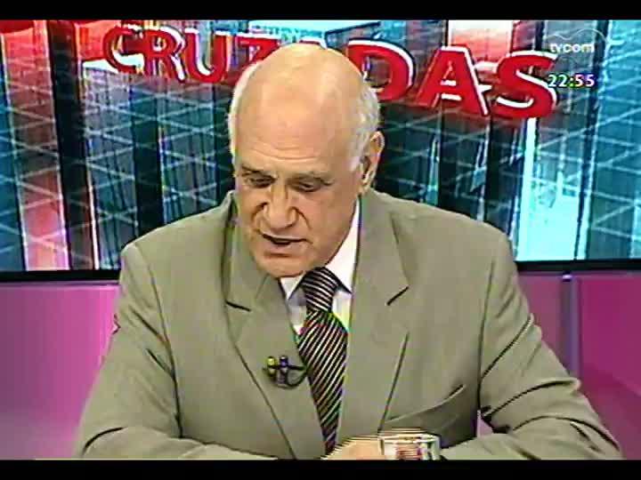Conversas Cruzadas - A situação econômica do RS - Bloco 3 - 20/12/2012
