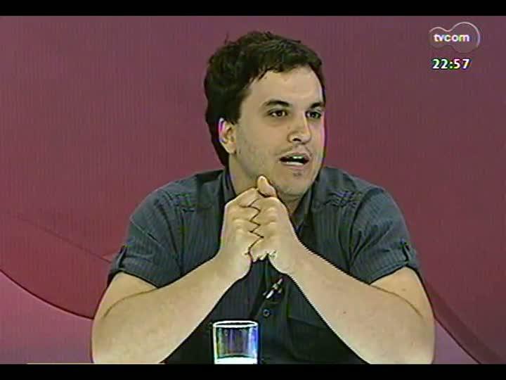 Conversas Cruzadas - Análise do momento que vive a economia brasileira: pontos positivos e negativos - Bloco 3 - 17/01/2013
