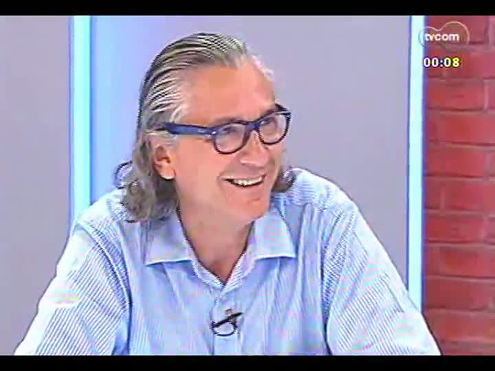 Mãos e Mentes - diretor e roteirista cinematográfico Carlos Gerbase - Bloco 4 -29/01/2013