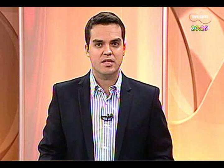 TVCOM 20 Horas - Tragédia de Santa Maria e royalties do petróleo - Bloco 3 - 07/03/2013
