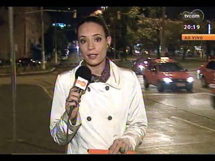 TVCOM 20 Horas - Nova proposta de reajuste no valor da passagem de ônibus - Bloco 3 - 20/03/2013