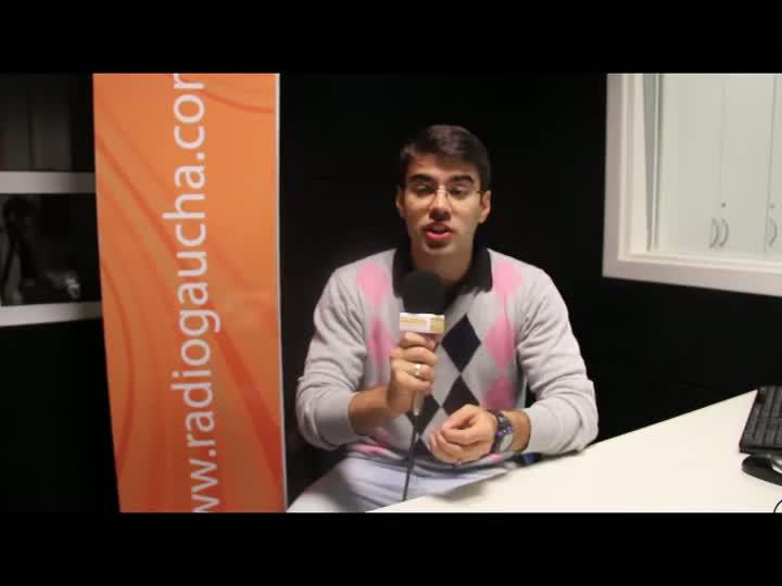 Grêmio 0x0 Fluminense: O controle disciplinar, a expulsão de Cris e o gol anulado. 11/04/2013