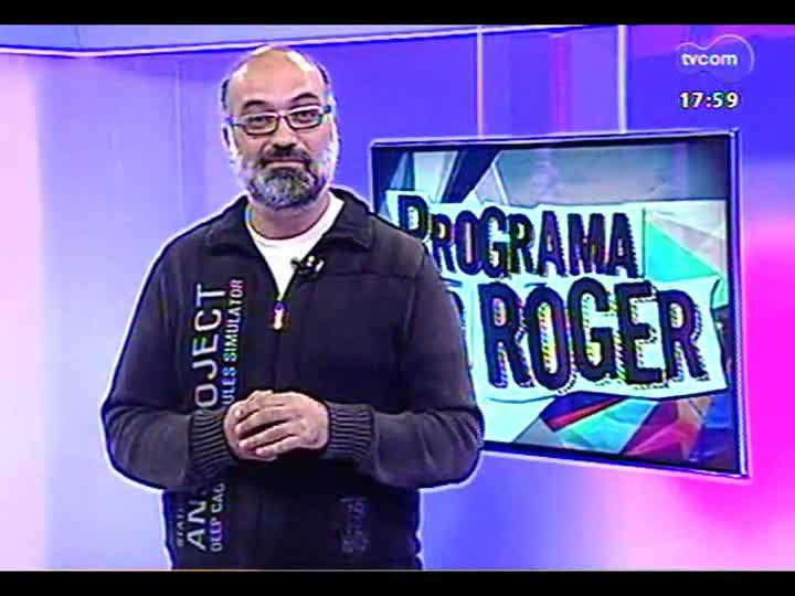 Programa do Roger - Confira uma entrevista com a equipe responsável pelo filme alemão \'Você prometeu\' - bloco 2 - 10/05/2013