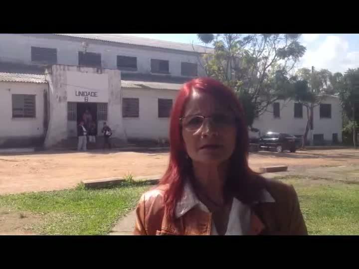 Juíza relata as condições do Instituto Psiquiátrico Forense. 19/05/2013
