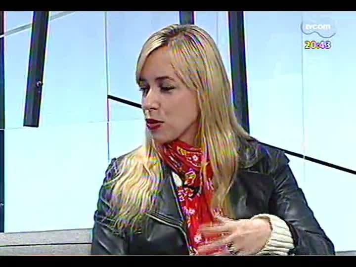 TVCOM Tudo Mais - Roberta Pinto fala sobre as estreias nos cinemas da capital
