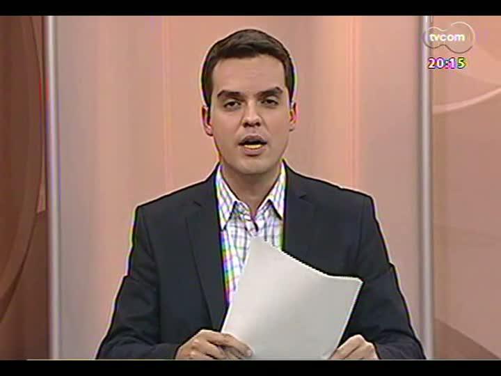TVCOM 20 Horas - Polícia desmonta quadrilha especializada em roubo de carros de luxo e prende 26 - Bloco 2 - 07/06/2013