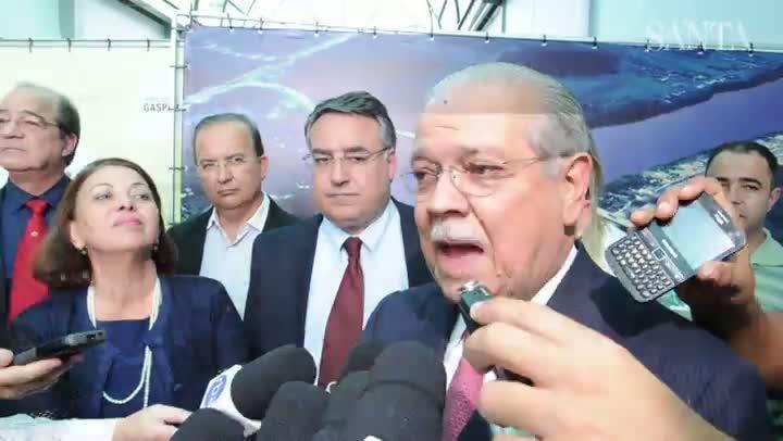 Ministro dos Transportes, César Borges, fala sobre a duplicação da BR-470