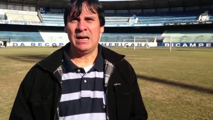 América Azul: confira depoimento de China, ex-jogador do Grêmio, sobre a conquista tricolor em 1983