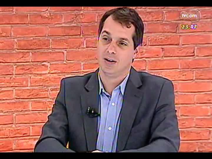 Mãos e Mentes - Presidente da Cooplantio, Daltro Benvenuti - Bloco 2 - 06/08/2013