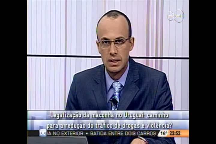 Conversas Cruzadas - Legalização Maconha Uruguai - 4º Bloco 12-08-2013