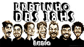 Pretinho Básico - 18h - Rádio Atlântida - 22/08/2013