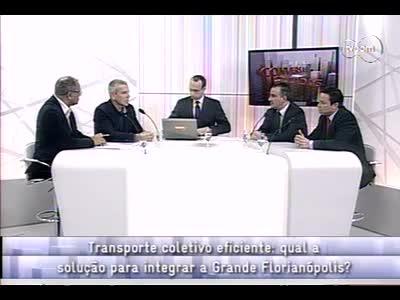 Conversas Cruzadas – Propostas para o transporte coletivo - 3º bloco – 09/09/2013