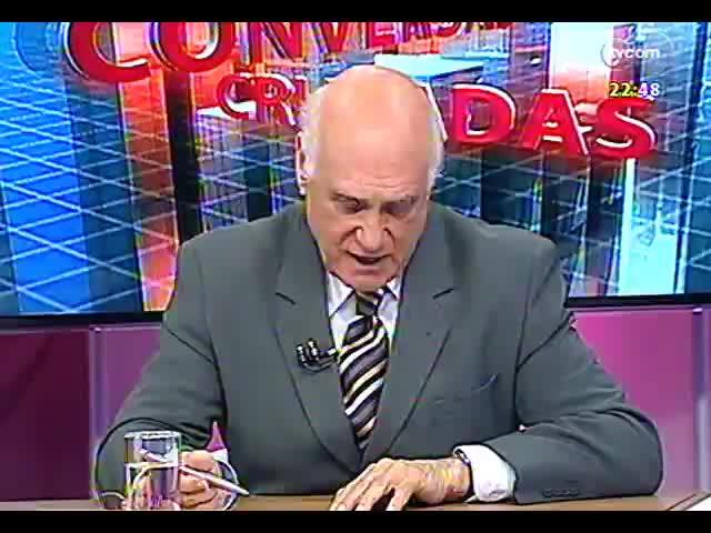 Conversas Cruzadas - Inauguração do novo prédio do Foro Central de Porto Alegre: até que ponto isso representa agilidade no atendimento? - Bloco 3 - 16/09/2013
