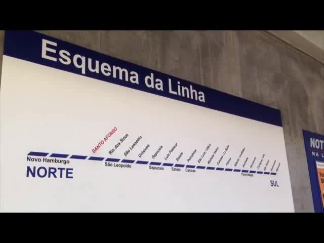 Gaúcha no Pedal: Deslocamento pela BR-116 é duas vezes mais demorado do que de trem no horário de pico. 08/10/2013