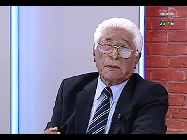 Mãos e Mentes - Ex-governador do Estado Alceu Collares - Bloco 2 - 27/10/2013