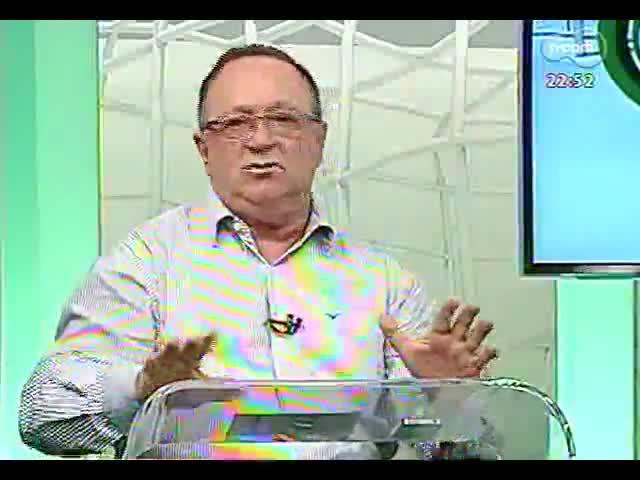 Bate Bola - Repercussão de toda rodada do Campeonato Brasileiro 2013 - Bloco 5 - 04/11/2013