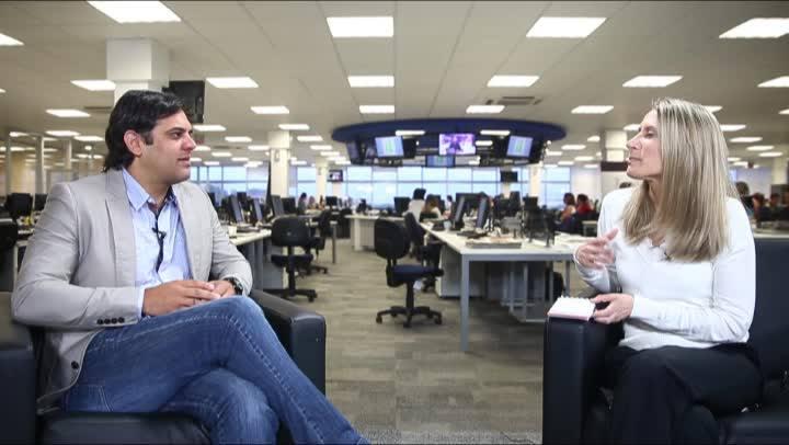 Estela entrevista - conversa com Eugenio Neto presidente do Floripa Convention