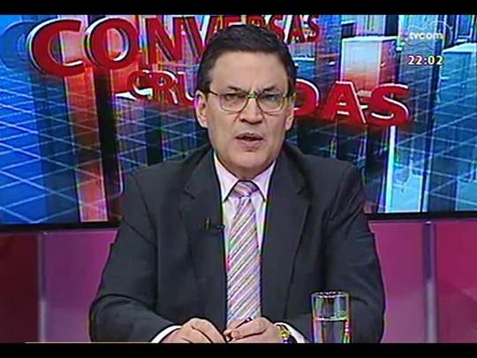 Conversas Cruzadas - Vereadores da Capital fazem um balanço das atividades legislativas de 2013 - Bloco 1 - 05/12/2013