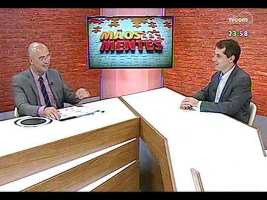 Mãos e Mentes - Presidente da Ceitec, Marcelo Lubaszewski - Bloco 3 - 05/12/2013
