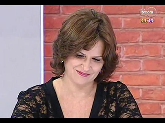 Mãos e Mentes - Professora e pesquisadora de mídia e cultura digital Ivana Bentes - Bloco 2 - 24/01/2014