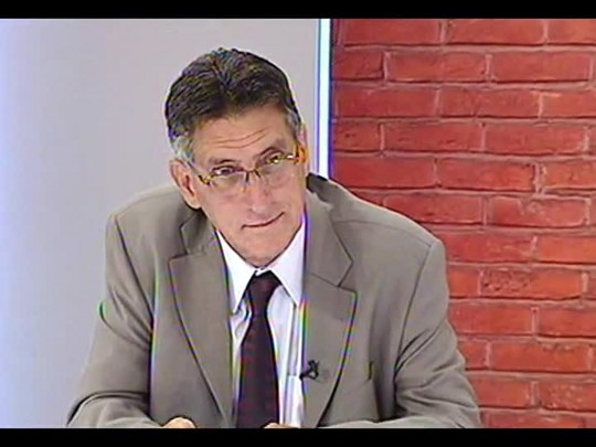 Mãos e Mentes - Coordenador de transplantes da Santa Casa, Valter Duro Garcia - Bloco 2 - 30/01/2014